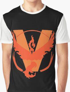 Valor Power Graphic T-Shirt