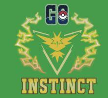 Go, Instinct! Kids Tee