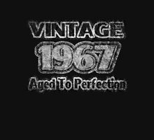 Vintage 1967 – Aged To Perfection Unisex T-Shirt