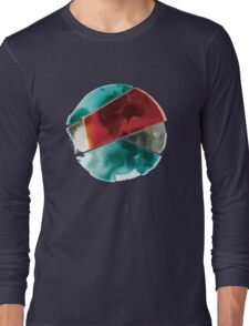 Abstract I Long Sleeve T-Shirt