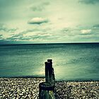 Whitstable Beach by RedPulse07