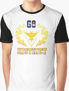 Go, Instinct! Graphic T-Shirt