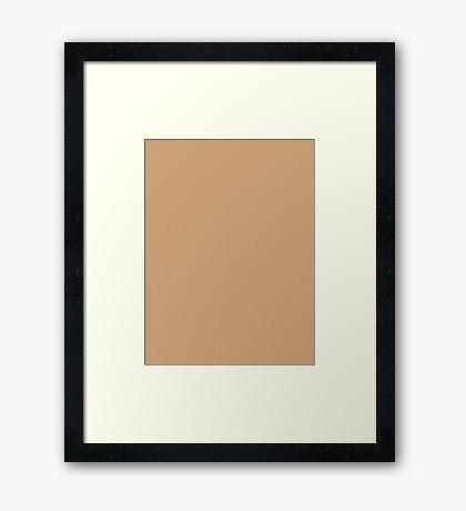 Wooden Spade #7 Framed Print
