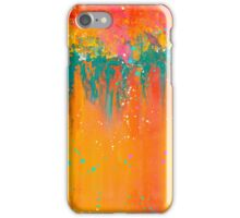 Color splash III iPhone Case/Skin