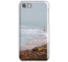 Natural Pool in Guernsey iPhone Case/Skin