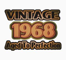 Vintage 1968 – Aged To Perfection One Piece - Long Sleeve