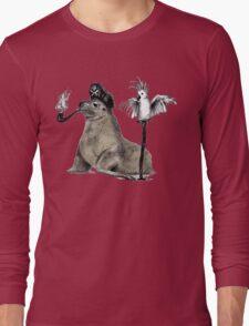 Pirate Long Sleeve T-Shirt