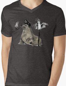 Pirate Mens V-Neck T-Shirt