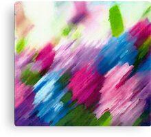 Mk Abstract Canvas Print