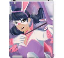 The Anime Otaku Profile Bunny Picture 2 iPad Case/Skin