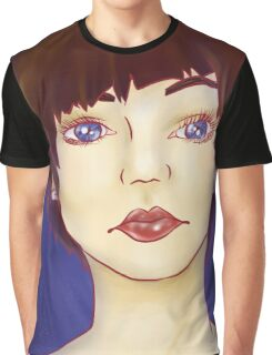 Ocean Eyes Graphic T-Shirt