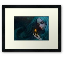 Little Mermaid Framed Print