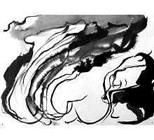 Yosemite Cloud (2) Photographic Print