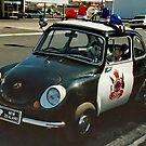 Police Car by AnnDixon