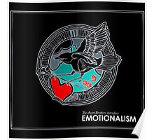 emotionalism the avett brothers Poster
