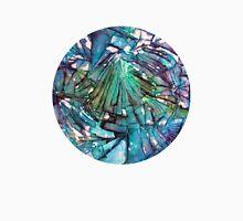 Broken Glass Watercolor Galaxy Mosaic Unisex T-Shirt