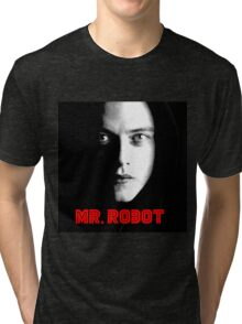 MR. ROBOT Tri-blend T-Shirt