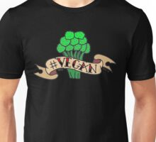 VEGAN BROCCOLI Unisex T-Shirt