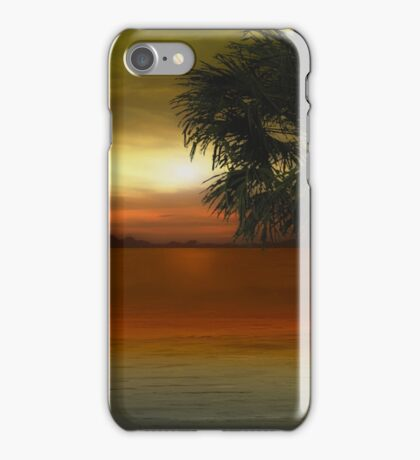 Tropical Serenity iPhone Case/Skin