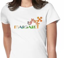 The Name Game - Margaret Womens Fitted T-Shirt