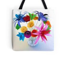 Bouquet Tote Tote Bag