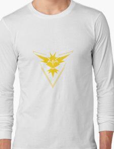Pokemon Go: Team Instinct! Long Sleeve T-Shirt