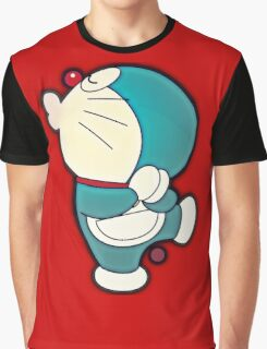 Doraemon, The Cosmic Cat Graphic T-Shirt