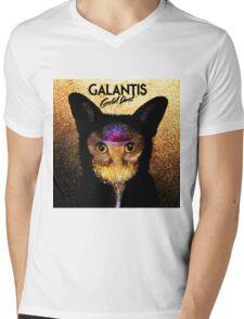galantis Mens V-Neck T-Shirt