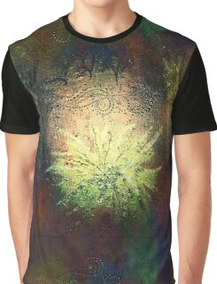 Tibetan Sunburst Graphic T-Shirt