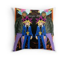 Lil B The Based God Throw Pillow