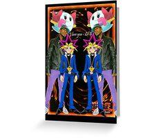 Lil B The Based God Greeting Card