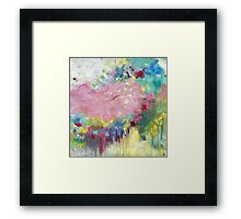 Mk abstract 3 Framed Print