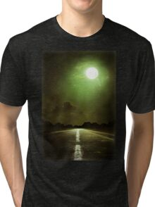 Lonesome Road Tri-blend T-Shirt