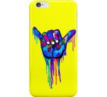 Hang 10 Blue iPhone Case/Skin