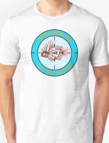 Caribbean lionfisher Unisex T-Shirt