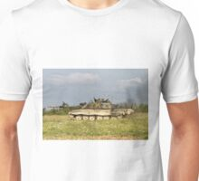 British Army Challenger 2 Main Battle Tank (MBT)  Unisex T-Shirt