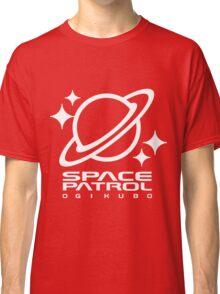 Space Patrol Ogikubo - White Classic T-Shirt