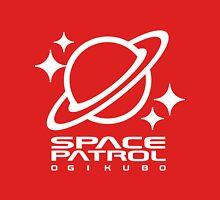Space Patrol Ogikubo - White Unisex T-Shirt