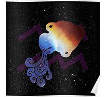 Astral Aquarius Poster