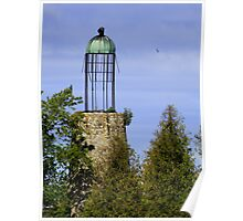 Old Bailey's Harbor Lighthouse Poster