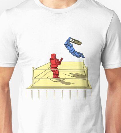Battlebot Smackdown Unisex T-Shirt