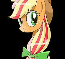 Rainbowfied Applejack by TornadoTwist