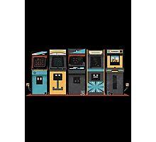 1 21 Gigawatts Arcade Photographic Print