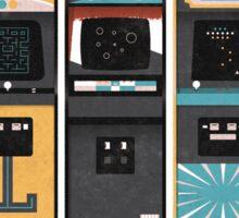 1 21 Gigawatts Arcade Sticker