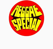 REGGAE SPECIAL - RED LOGO Womens Fitted T-Shirt