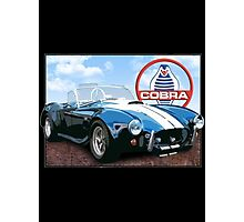 1960 ac cobra Sky Photographic Print