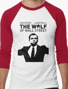 The Wolf of Wall Street - 'The show goes on!' Men's Baseball ¾ T-Shirt
