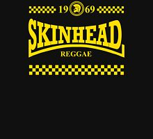 SKINHEAD REGGAE 1969 - YELLOW Womens Fitted T-Shirt