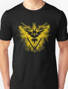 Team Instinct Pokemon Unisex T-Shirt