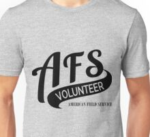 AFS Volunteer  Unisex T-Shirt